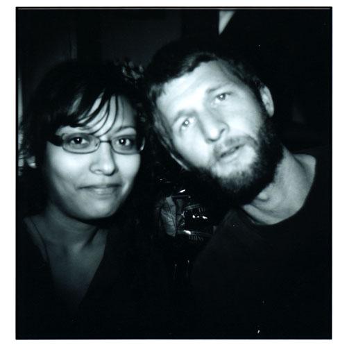 Sandra and Tom